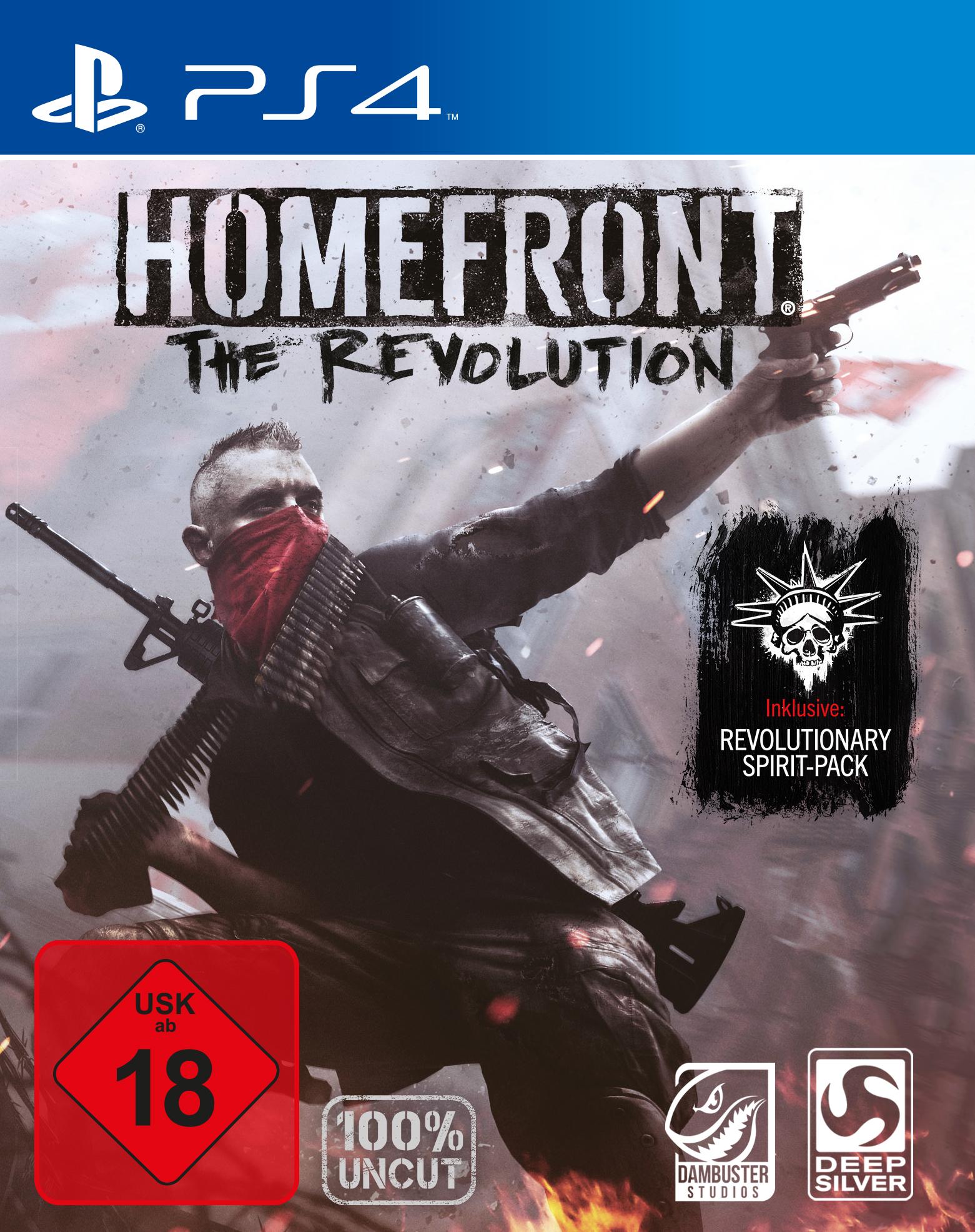 Im Test Homefront   The Revolution PS20
