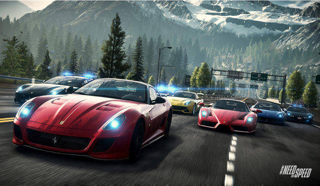 nfs rivals neue ferrari jaguar lamborghini modelle kommen als dlc. Black Bedroom Furniture Sets. Home Design Ideas