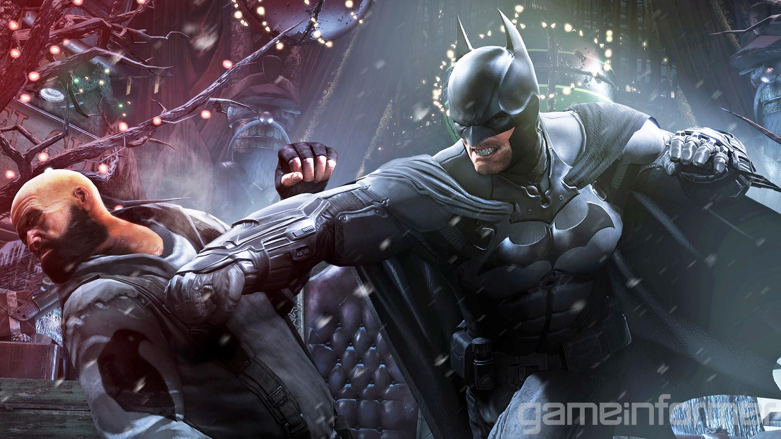 News Forum Lexikon ReviewsBatman Arkham Origins Gameplay