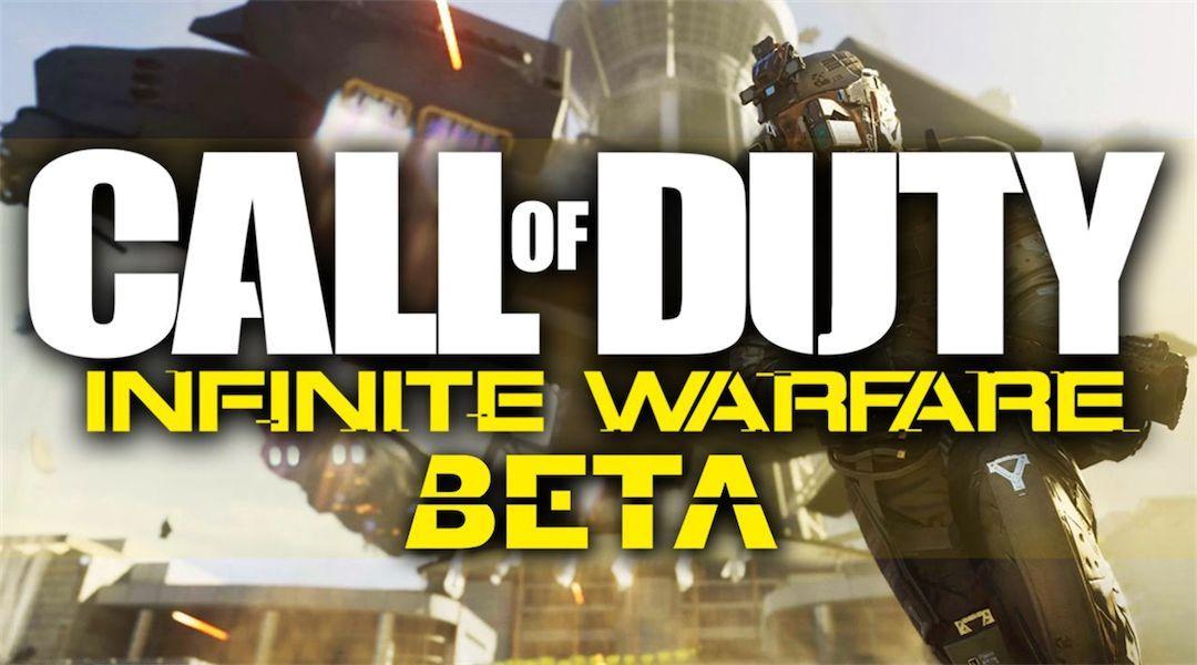 Infinite Warfare Beta