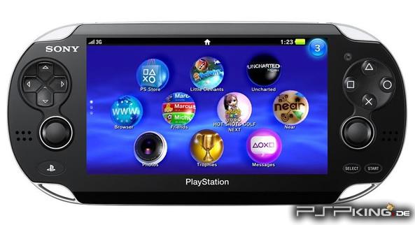 Sony PlayStation Vita Sony-ngp
